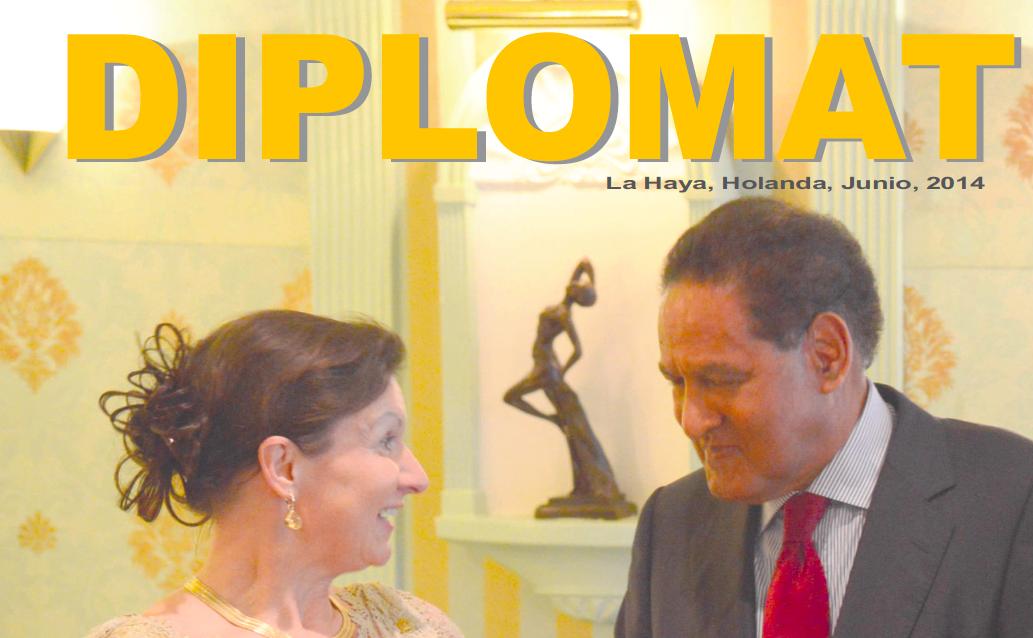 Revista de la Embajada de la República Dominicana – Junio 2014
